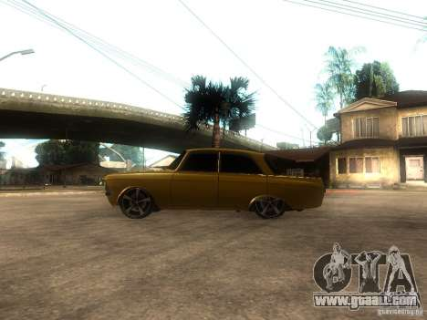Moskvich 412 Tuning for GTA San Andreas left view
