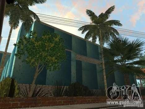 Obnovlënyj Hospital of Los Santos v. 2.0 for GTA San Andreas forth screenshot