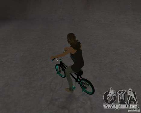 Tony Hawks Emily for GTA San Andreas second screenshot