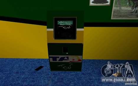 New Bukmejkerskaâ Office for GTA San Andreas second screenshot