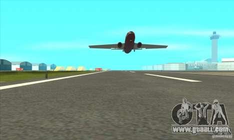 Revitalizing airports for GTA San Andreas