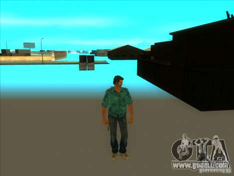 Tommy Vercetti for GTA San Andreas third screenshot