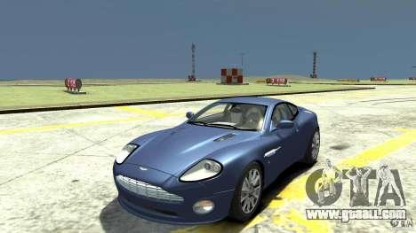 Aston Martin Vanquish S for GTA 4