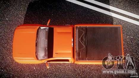 Chevrolet Silverado 2011 for GTA 4 right view