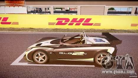 Lotus 2-11 for GTA 4 left view