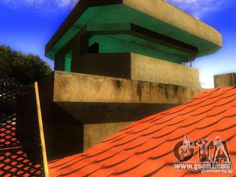 Base of Grove Street for GTA San Andreas ninth screenshot
