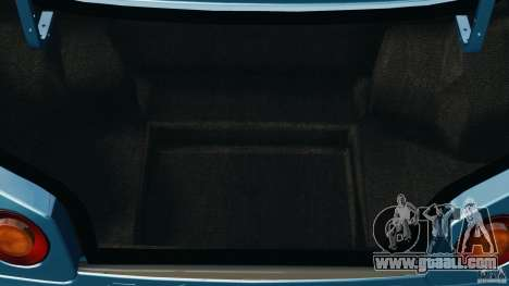 Nissan Skyline GT-R R34 2002 v1.0 for GTA 4 bottom view