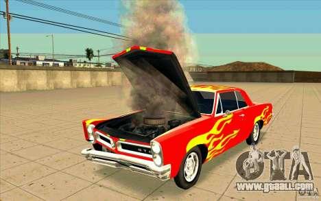 Dead car for GTA San Andreas