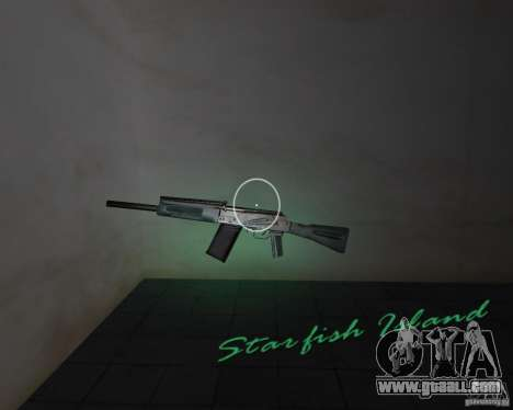 Saiga 12 k for GTA Vice City