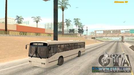 Mercedes-Benz Turk O345 for GTA San Andreas