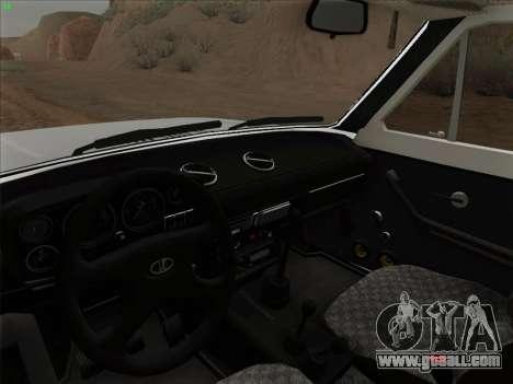 VAZ 2121 Niva for GTA San Andreas right view