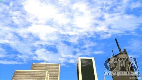 BM Timecyc v1.1 Real Sky for GTA San Andreas seventh screenshot
