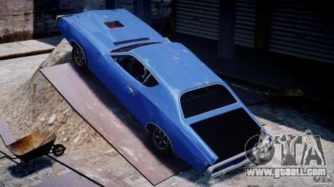 Dodge Charger RT 1971 v1.0 for GTA 4