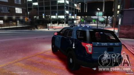 Emergency Lighting System v7 for GTA 4 forth screenshot