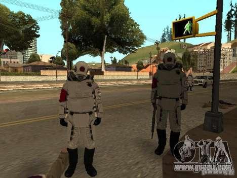 Cops from Half-life 2 for GTA San Andreas forth screenshot