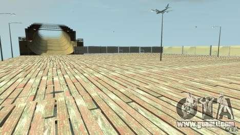 New Map Mod for GTA 4 third screenshot