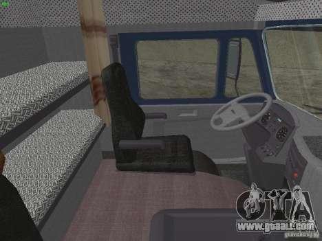 KAMAZ 5460 Sport for GTA San Andreas back view