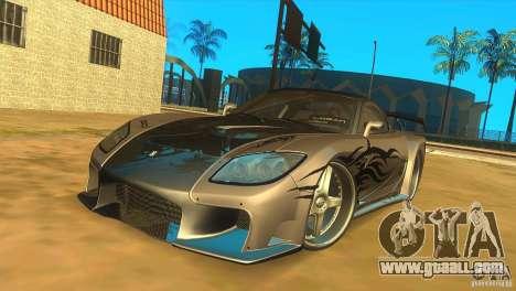 ENBSeries by Fallen for GTA San Andreas sixth screenshot