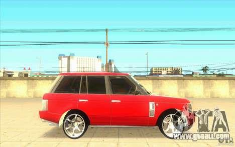 Arfy Wheel Pack 2 for GTA San Andreas tenth screenshot