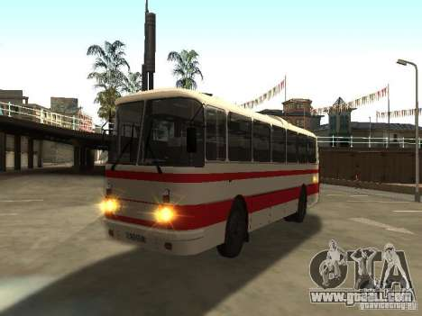 LAZ 699R 98021 for GTA San Andreas
