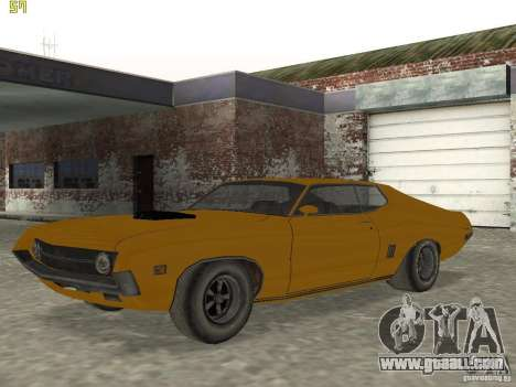 Ford Torino 70 for GTA San Andreas