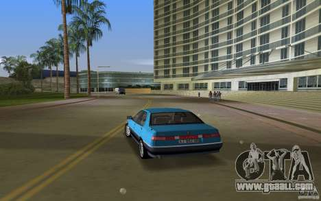 Alfa Romeo 164 for GTA Vice City