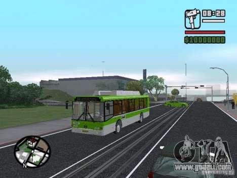 LIAZ 5292.70 for GTA San Andreas