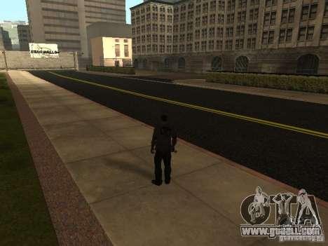 New roads in Los Santos for GTA San Andreas forth screenshot