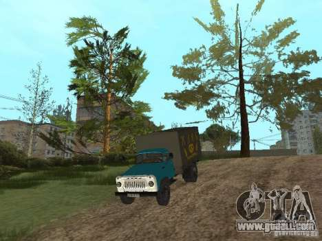 GAZ 52 for GTA San Andreas