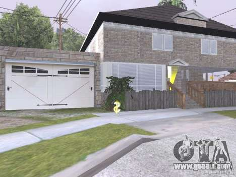 CJ Total House Remodel V 2.0 for GTA San Andreas sixth screenshot
