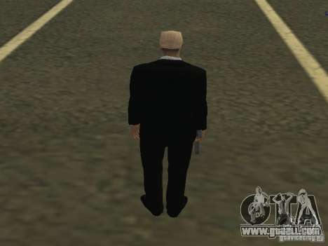 The Bodyguards for GTA San Andreas second screenshot