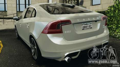 Volvo S60 R-Designs v2.0 for GTA 4 back left view