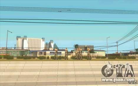6 stars for GTA San Andreas third screenshot