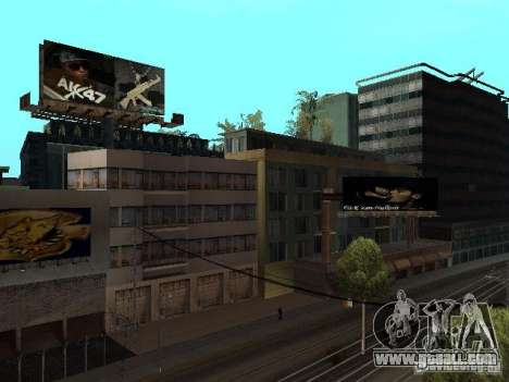 Rep quarter v1 for GTA San Andreas sixth screenshot