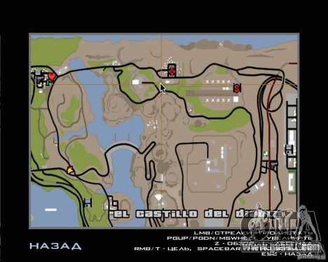 CJ-Mayor for GTA San Andreas ninth screenshot