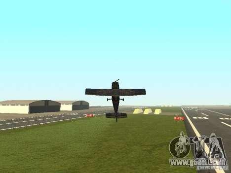 A new plane-Dodo for GTA San Andreas interior