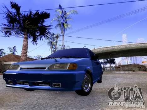 VAZ 2113 Stock for GTA San Andreas right view