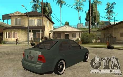 VW Bora for GTA San Andreas right view