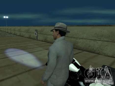 Vito Skalleta v1.5 for GTA San Andreas third screenshot