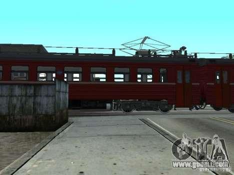 Er9m-576 for GTA San Andreas back left view