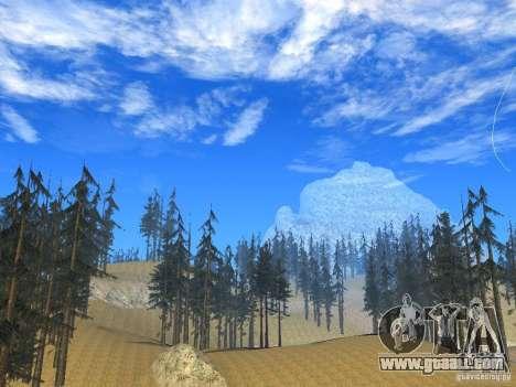 BM Timecyc v1.1 Real Sky for GTA San Andreas fifth screenshot