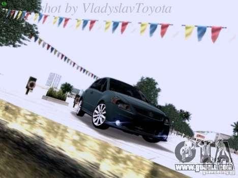 Suzuki SX4 Sportback 2011 for GTA San Andreas