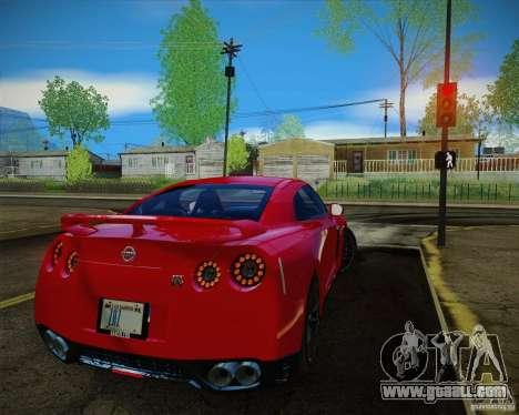 New Playable ENB Series for GTA San Andreas second screenshot