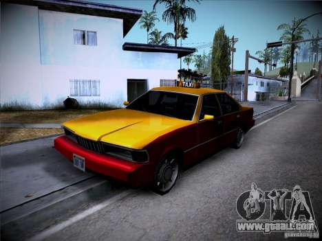 Sentinel Taxi for GTA San Andreas