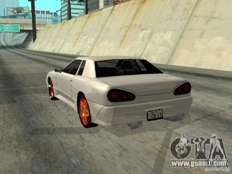 Elegy 29-13 for GTA San Andreas right view