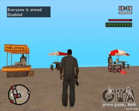 CJ-Mayor for GTA San Andreas sixth screenshot
