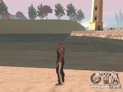 Choose any weather for GTA San Andreas second screenshot