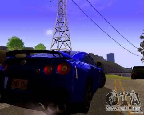 ENBSeries by DeEn WiN v2.1 SA-MP for GTA San Andreas fifth screenshot