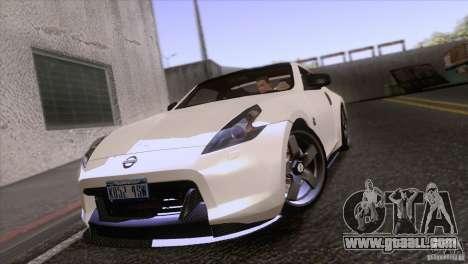 Shine Reflection ENBSeries v1.0.0 for GTA San Andreas second screenshot
