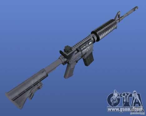 M4 Texture for GTA 4 third screenshot